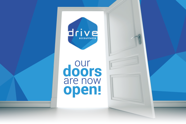e Doors at Drive Accountants